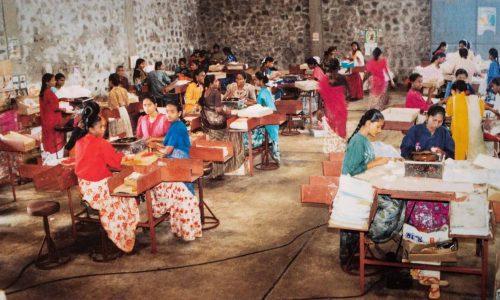 Production Hogewoning India 1994