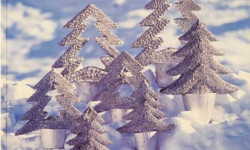 La première collection d'hiver et de Noël