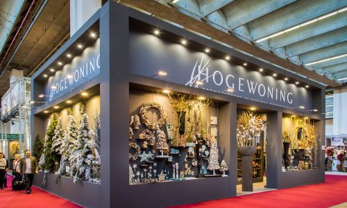 Hogewoning präsentiert seine neuesten Kollektionen auf Messen in der ganzen Welt